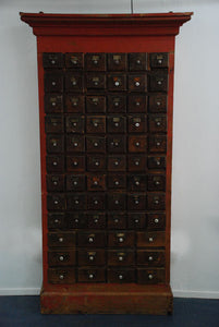 Hardware Store Cabinet