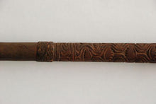 Coastal Sepik spear handle