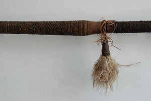 Coastal Sepik New Guinea spear