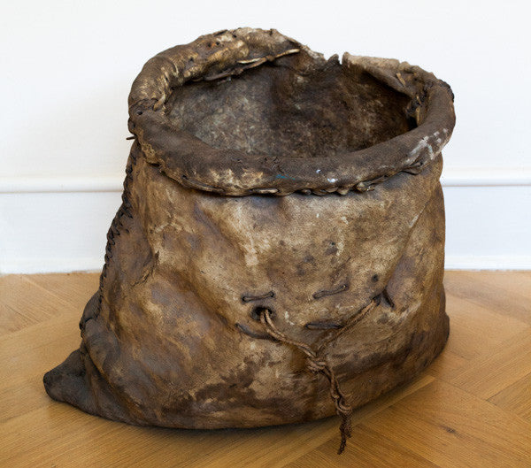 An old Coal Miner's Sack