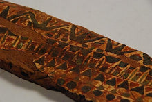 Egyptian Polychrome Pectoral Sections