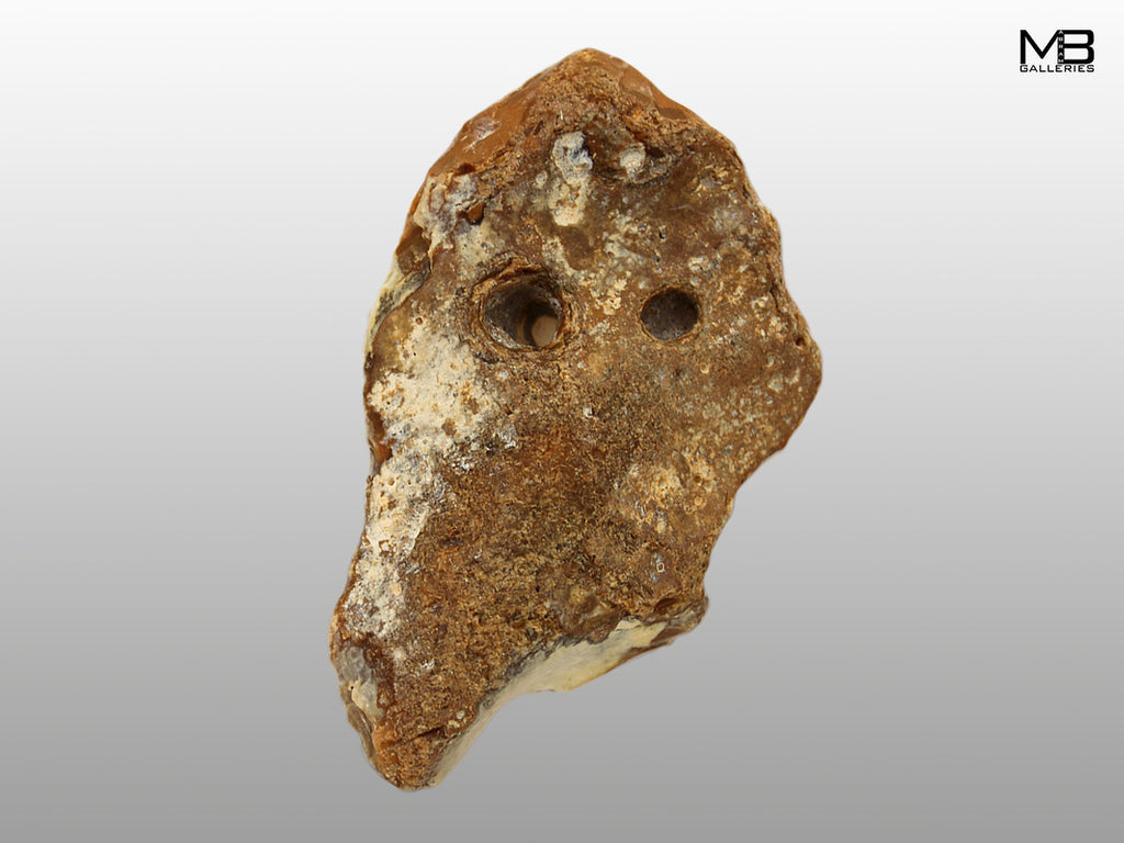 "Lower Palaeolithic ""Mask"" Handaxe"