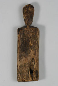 Ancient Inuit Aleutian Doll