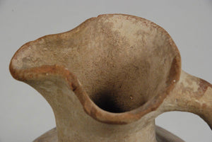 top of a Northwestern Persia pitcher