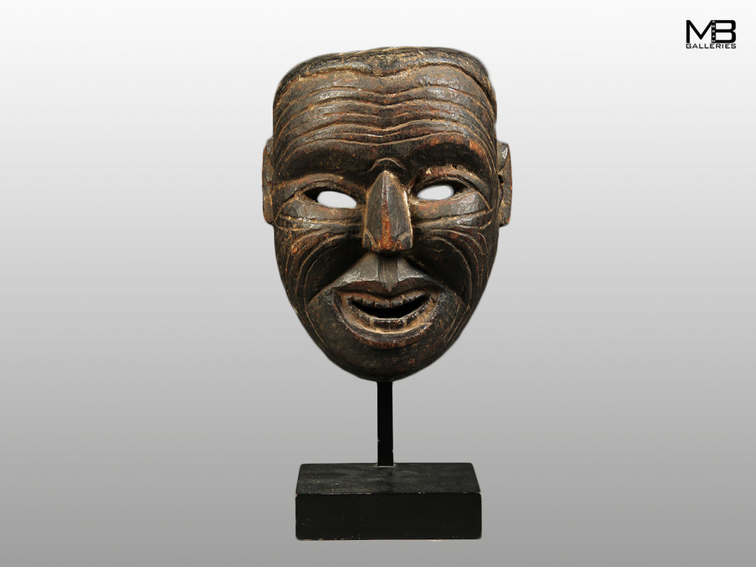 Monpa Theater Mask, Nepal