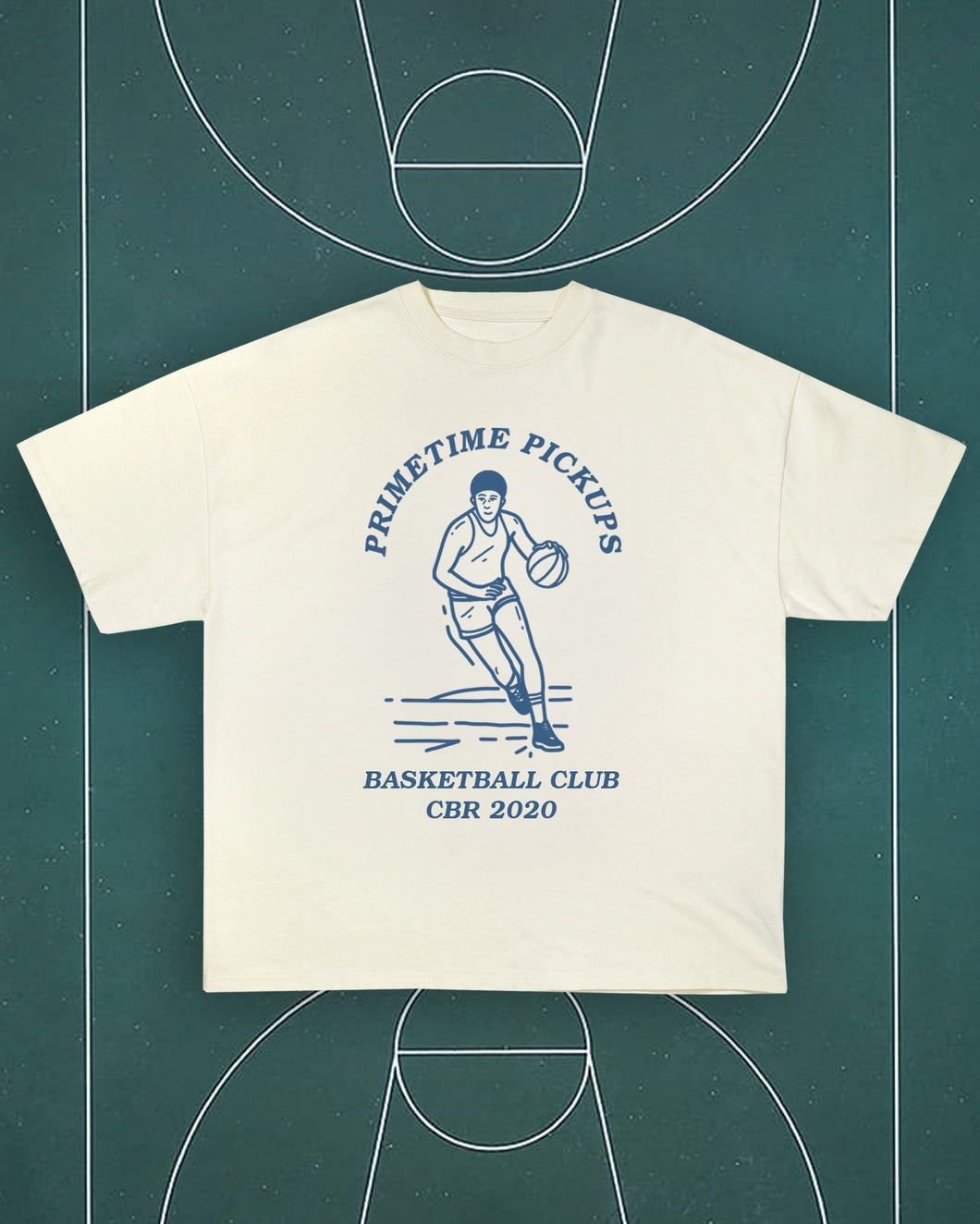 Primetime Pickups Basketball Club T-Shirt