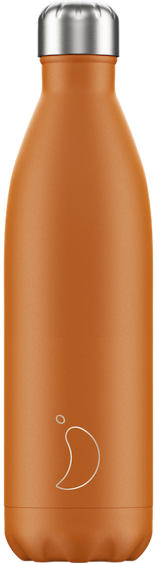 Chilly's 750ml burnt orange