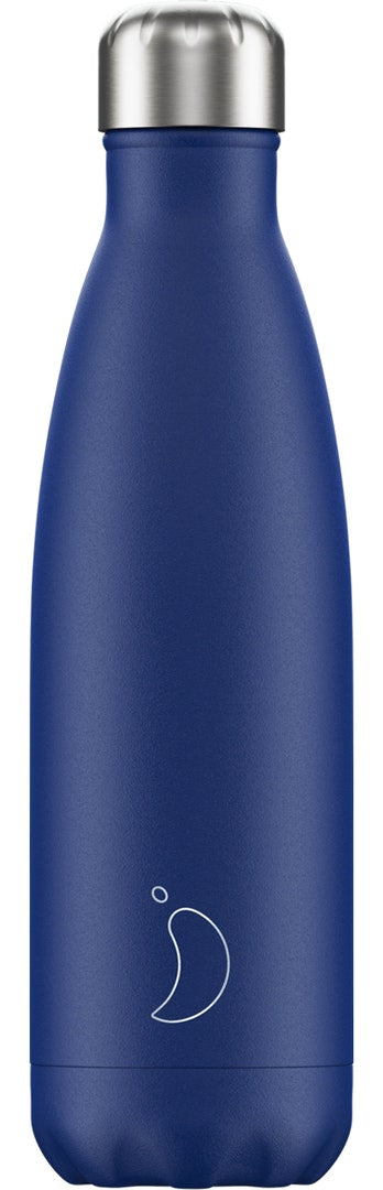 Chilly's 500ml matte blue