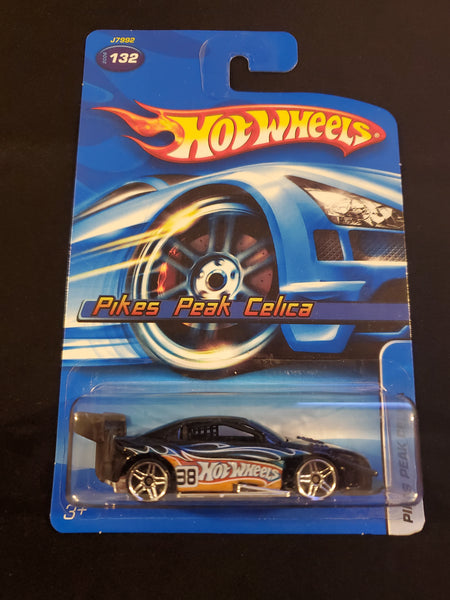 Hot Wheels - Pikes Peak Celica - 2006