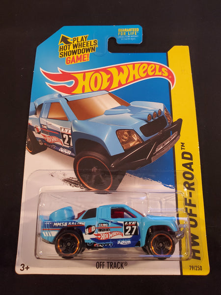 Hot Wheels - Off Track - 2015