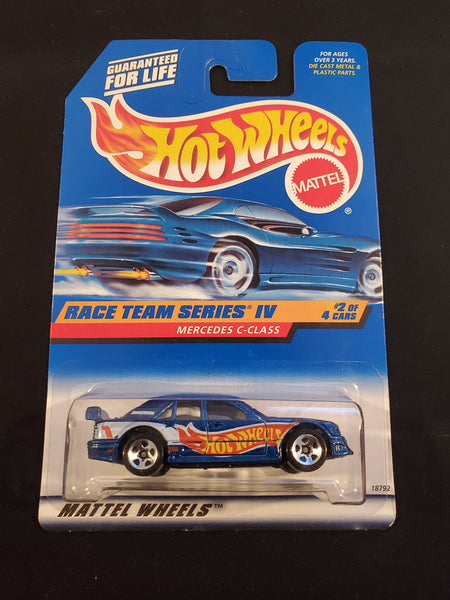 Hot Wheels - Mercedes C-Class - 1998