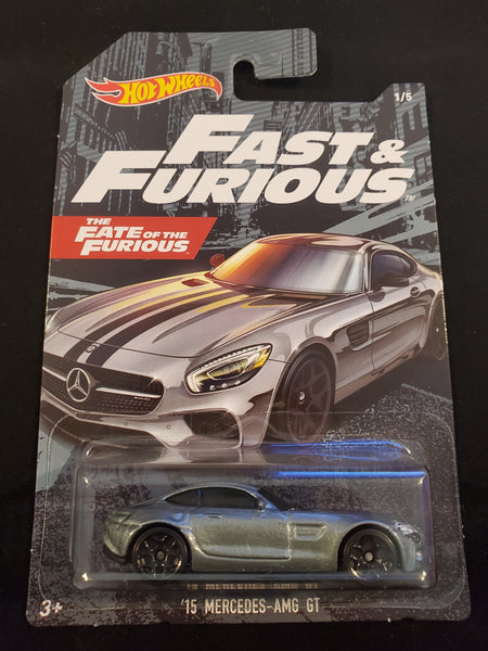 Hot Wheels - '15 Mercedes-AMG GT - 2020 Fast and Furious Series