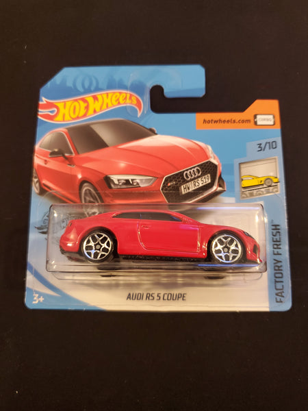 Hot Wheels - Audi RS 5 Coupe - 2019