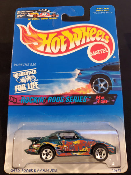 Hot Wheels - Porsche 930 - 1997