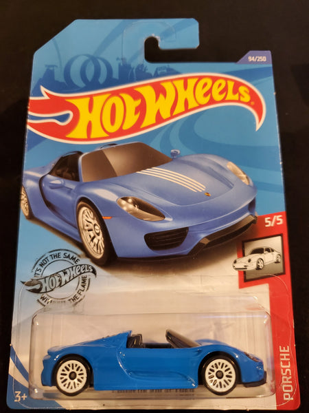 Hot Wheels - Porsche 918 Spyder - 2020