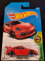 Hot Wheels - Porsche 911 GT3 RS - 2016