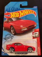 Hot Wheels - '89 Porsche 944 Turbo - 2020