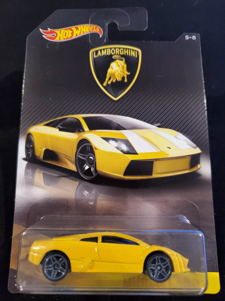 Hot Wheels - Lamborghini Murcielago - 2017 Lamborghini Series