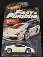 Hot Wheels - Lamborghini Gallardo LP 560-4 - 2020 Fast and Furious Series