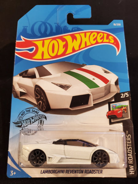 Hot Wheels - Lamborghini Reventon Roadster - 2019