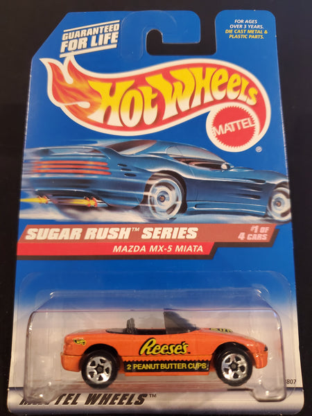 Hot Wheels - Mazda MX-5 Miata - 1998