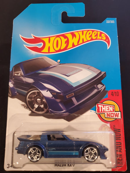Hot Wheels - Mazda RX-7 - 2017