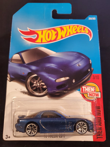 Hot Wheels - '95 Mazda RX-7 - 2017