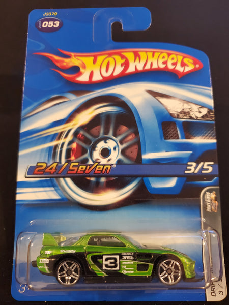 Hot Wheels - 24/Seven - 2006
