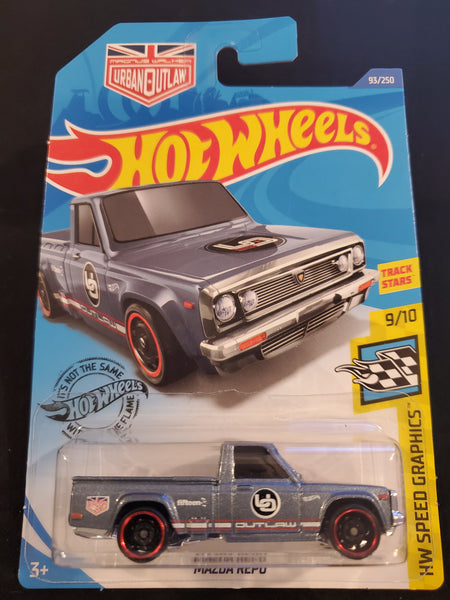 Hot Wheels - Mazda Repu - 2020