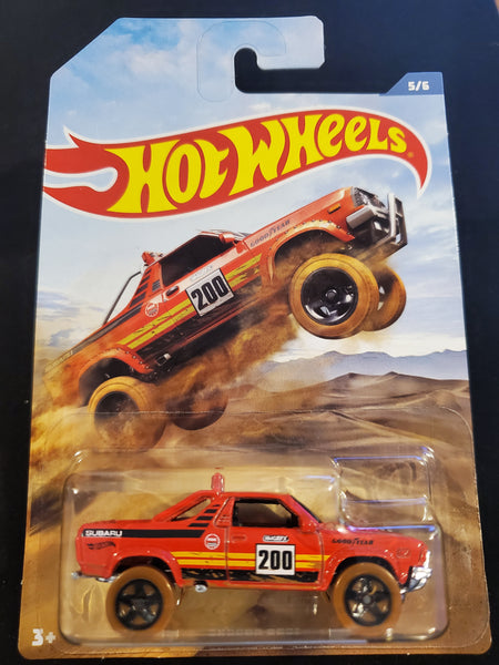 Hot Wheels - Subaru Brat - 2019 Off Road Trucks Series
