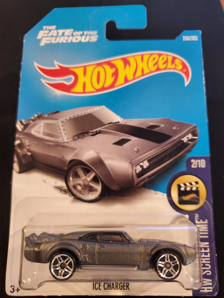 Hot Wheels - Ice Charger - 2017