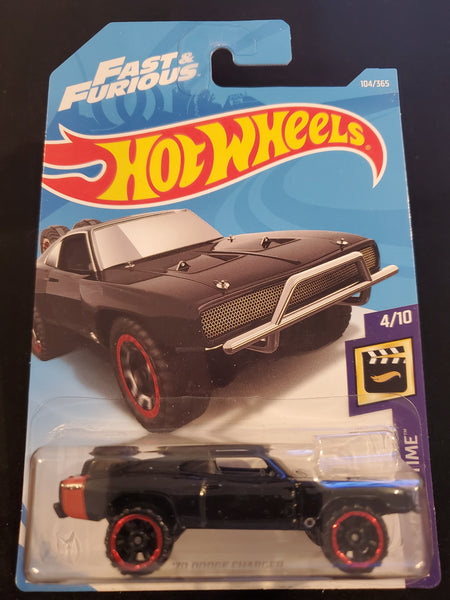 Hot Wheels - '70 Dodge Charger - 2018