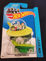 Hot Wheels - The Jetsons Capsule Car - 2014