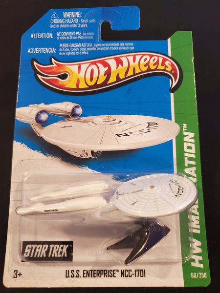 Hot Wheels - U.S.S Enterprise NCC-1701 - 2013