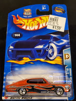 Hot Wheels - 1967 Dodge Charger - 2003
