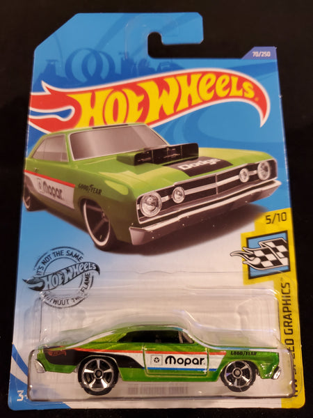 Hot Wheels - '68 Dodge Dart - 2020