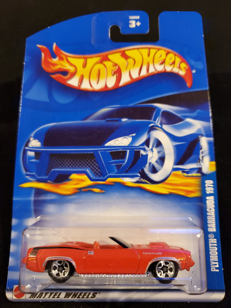 Hot Wheels - Plymouth Barracuda 1970 - 2002