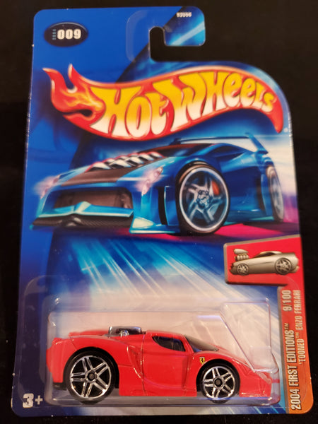 "Hot Wheels - ""Tooned"" Enzo Ferrari - 2004"