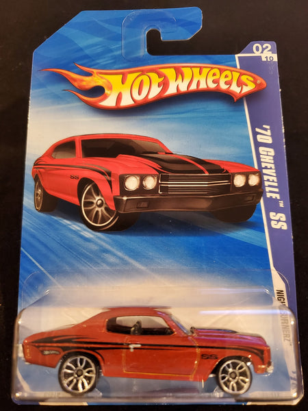 Hot Wheels - '70 Chevelle SS - 2010