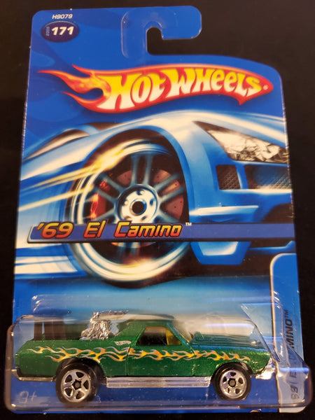 Hot Wheels - '69 El Camino - 2005