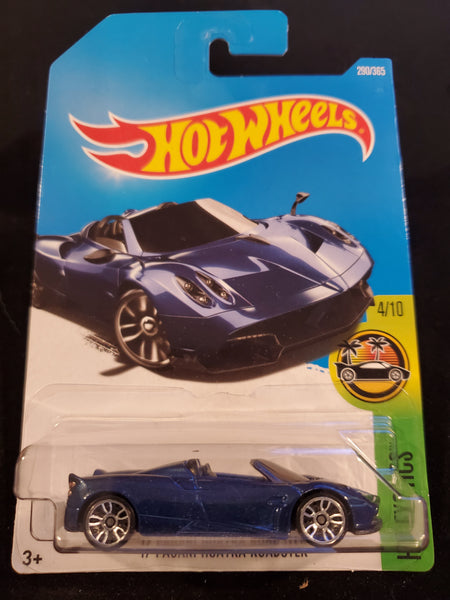 Hot Wheels - '17 Pagani Huayra Roadster - 2016