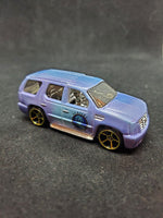 Hot Wheels - '07 Cadillac Escalade - 2010 Color Shifters Series