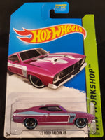 Hot Wheels- '73 Ford Falcon XB - 2014