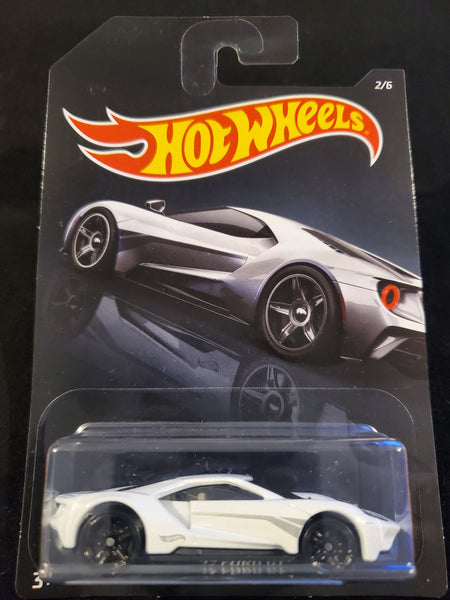 Hot Wheels - '17 Ford GT - 2019 Exotics Series