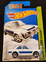 Hot Wheels - '70 Ford Escort RS1600 - 2015