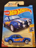 Hot Wheels - '70 Ford Escort RS1600 - 2018