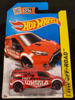 Hot Wheels - Ford Transit Connect - 2015