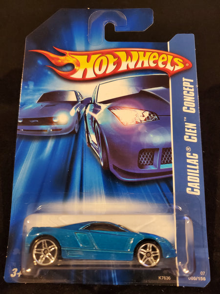 Hot Wheels - Cadillac Cien Concept - 2007