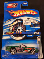 Hot Wheels - Jaguar XK8 - 2006