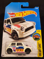 Hot Wheels - Morris Mini - 2016